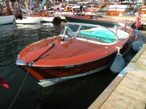 La barca e il molo